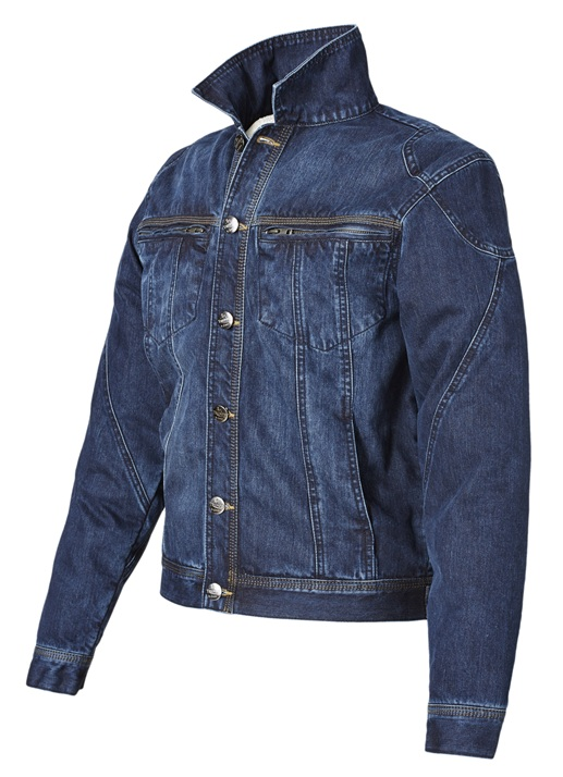 DENIM JACKET_TRIUMPH D30-1