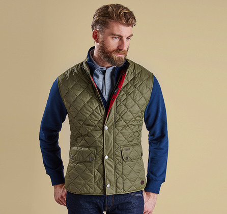 BARBOUR-EDGELEY-GILET