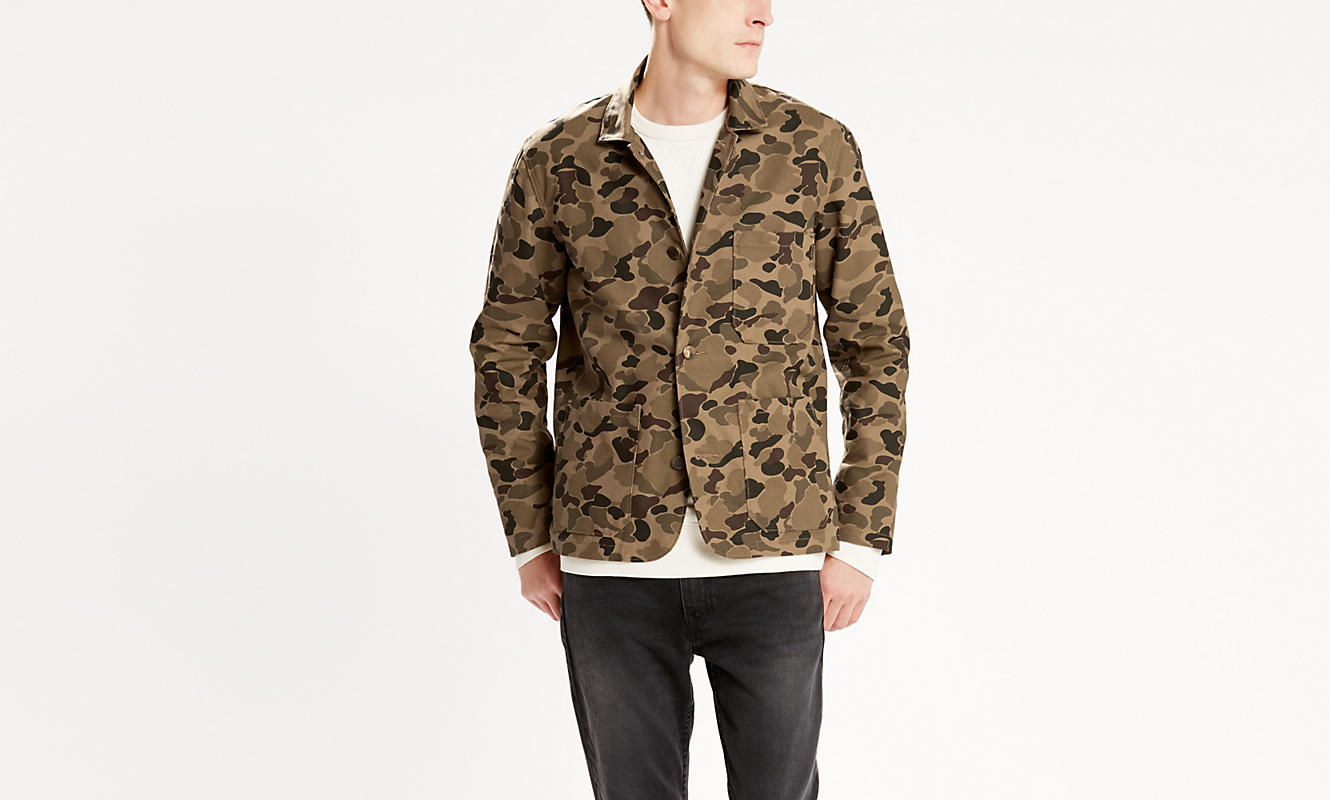 levis engineers-coat-camo