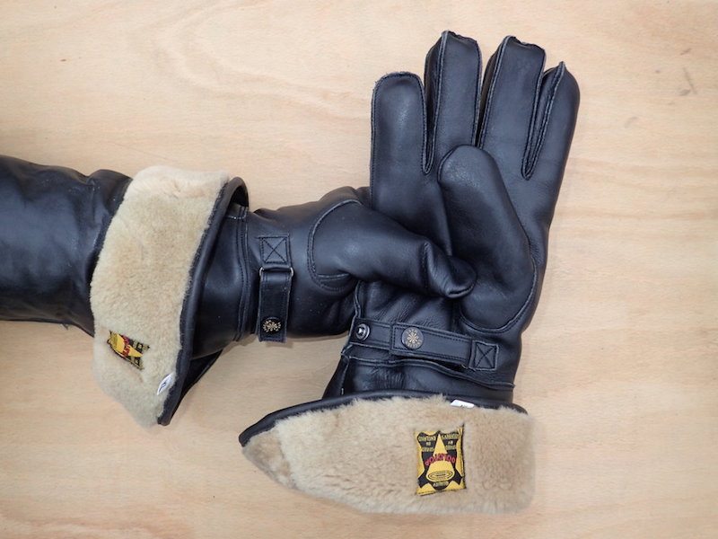 Goldtop Limited Sheepskin Dispatch Winter Gauntlet