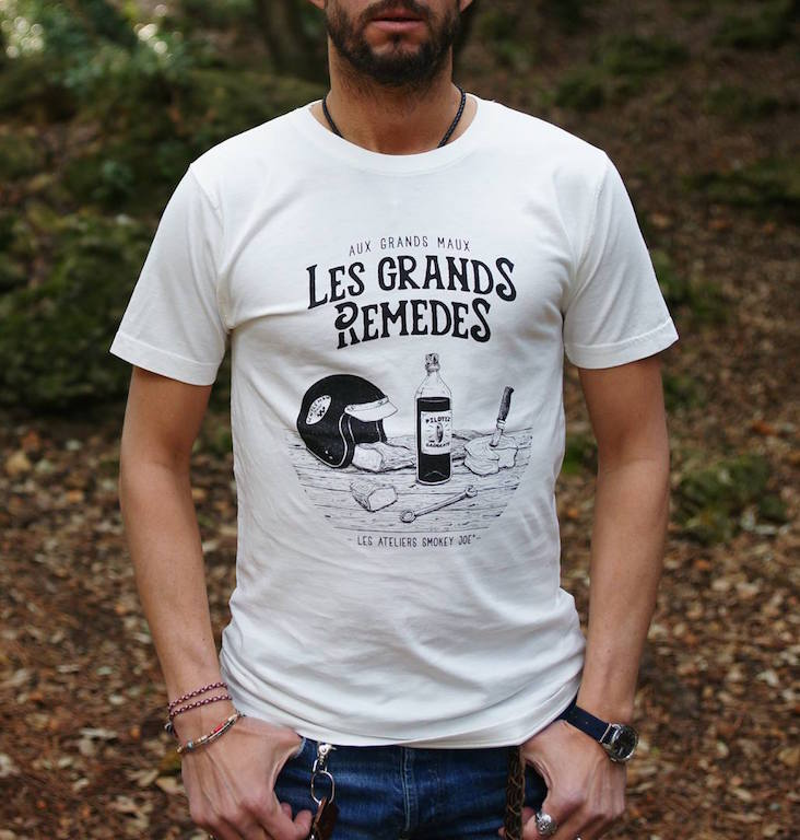 Les Grands-Remedes-des-Ateliers-Smokey-Joe-t-shirt-1
